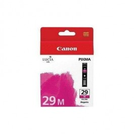 Brand New Original CANON PGI-29M Inkjet Cartridge Magenta
