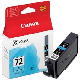 ~Brand New Original CANON PGI-72PC Ink / Inkjet cartridge Photo Cyan