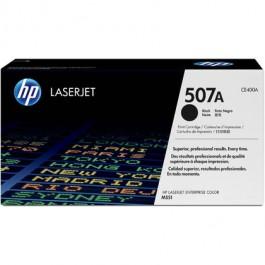 Brand New Original HP CE400A 507A Laser Toner Cartridge Black