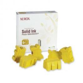 Brand New Original Xerox 108R00748 Laser Toner Cartridge Yellow (6-pack)