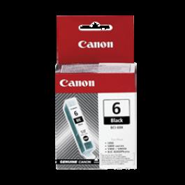 Brand New Original Canon BCI6BK  Ink / Inkjet Cartridge Black