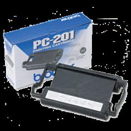 ~Brand New Original BROTHER PC201 Thermal Transfer Ribbon Cartridge