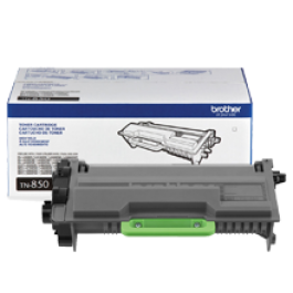 ~Brand New Original BROTHER TN850 High Yield Laser Toner Cartridge Black