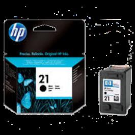~Brand New Original HP C9351AN (21) INK / INKJET Cartridge Black