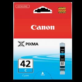 ~Brand New Original CANON CLI-42C INK / INKJET Cartridge Cyan