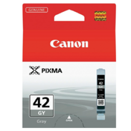 ~Brand New Original CANON CLI-42GY INK / INKJET Cartridge Grey