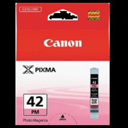 ~Brand New Original CANON CLI-42PM INK / INKJET Cartridge Photo Magenta
