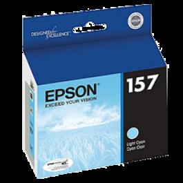 Brand New Original EPSON T157520 INK / INKJET Cartridge Light Cyan