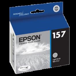 ~Brand New Original EPSON T157720 INK / INKJET Cartridge Light Black