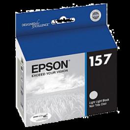 ~Brand New Original EPSON T157920 INK / INKJET Cartridge Light Light Black