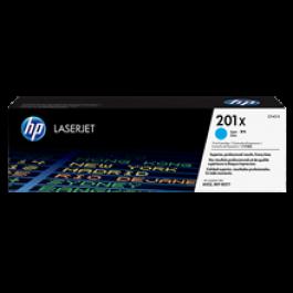 ~Brand New Original HP CF401X (201X) Laser Toner Cartridge High Yield Cyan
