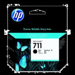 Brand New Original HP CZ133A (HP 711) INK / INKJET Cartridge High Yield Black