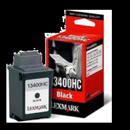 Brand New Original LEXMARK 13400HC Ink Cartridge Black