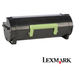 ~Brand New Original LEXMKARK 60F1X00 Laser Toner Cartridge Black