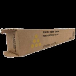 Brand New Original OEM-RICOH 842094 Laser Toner Cartridge Yellow