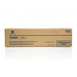 Brand New Original KONICA MINOLTA TN-217 Laser Toner Cartridge Black