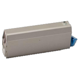 OKIDATA 43865719 Laser Toner Cartridge Cyan