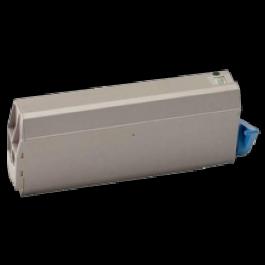 ~Brand New Original OKIDATA 43865719 Laser Toner Cartridge Cyan