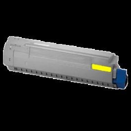 ~Brand New Original OKIDATA 44059109 (Type C14) Laser Toner Cartridge Yellow