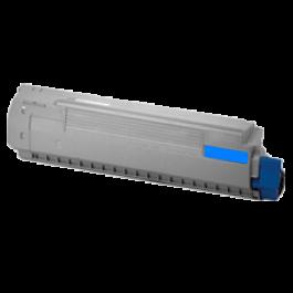 ~Brand New Original OKIDATA 44059111 (Type C14) Laser Toner Cartridge Cyan