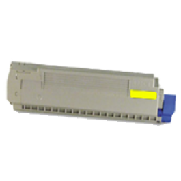 OKIDATA 44059213 Laser Toner Cartridge Yellow