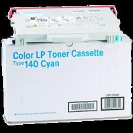 ~Brand New Original Ricoh 402071 Type 140 Laser Toner Cartridge Cyan