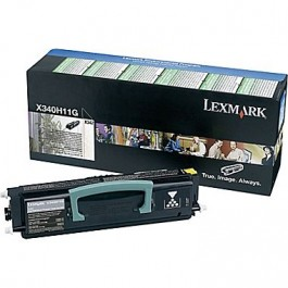 Brand New Original LEXMARK X340H11G Laser Toner Cartridge High Yield