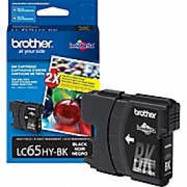 Brand New Original Brother LC65BK Ink Cartridge Black