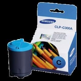 Brand New Original SAMSUNG CLP-C300A Laser Toner Cartridge Cyan