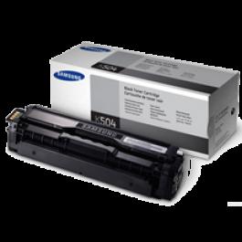 ~Brand New Original SAMSUNG CLT-K504S Laser Toner Cartridge Black