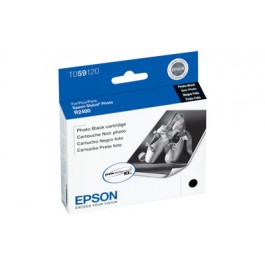 Brand New Original EPSON T059120 INK / INKJET Cartridge Black