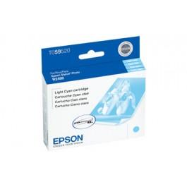 Brand New Original EPSON T059520 INK / INKJET Cartridge Light Cyan