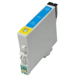 EPSON T124220 T124 INK / INKJET Cartridge Cyan