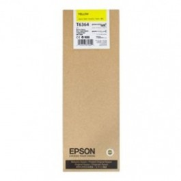 ~Brand New Original EPSON T636400 INK / INKJET Cartridge Yellow