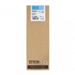 ~Brand New Original EPSON T636500 INK / INKJET Cartridge Light Cyan