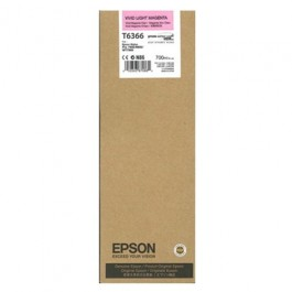 ~Brand New Original EPSON T636600 INK / INKJET Cartridge Vivid Light Magenta