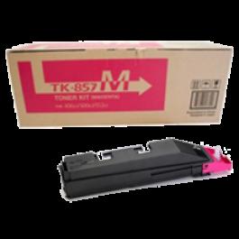 ~Brand New Original KYOCERA MITA TK-857M Laser Toner Cartridge Magenta