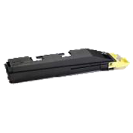 KYOCERA MITA TK-857Y Laser Toner Cartridge Yellow