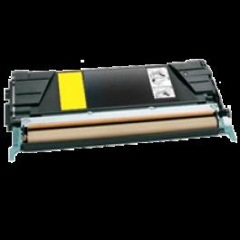 LEXMARK C746A1YG Laser Toner Cartridge Yellow