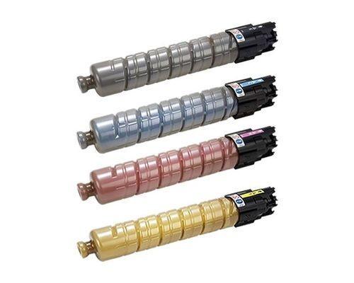 Ricoh MP-C3003 / C3503 Laser Toner Cartridge Set Black Yellow Cyan Magenta