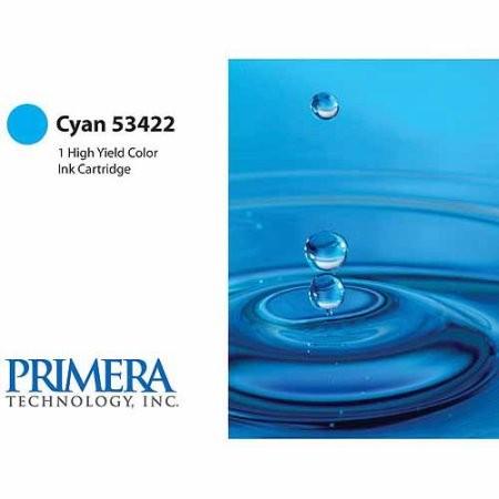 ~Brand New Original PRIMERA 53422 INK / INKJET Cartridge Cyan