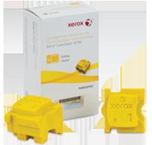 ~Brand New Original XEROX 108R00992 Solid Ink Sticks 2 Yellow