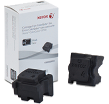 ~Brand New Original XEROX 108R00993 Solid Ink Sticks 2 Black