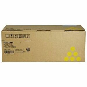 ~Brand New Original Ricoh 406478 (Type Spc310Ha) Laser Toner Cartrdige Yellow