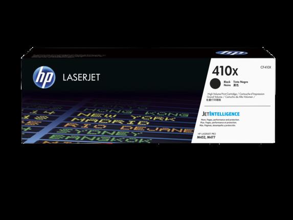 ~Brand New Original HP CF410X (410X) Black High Yield Laser Toner Cartridge