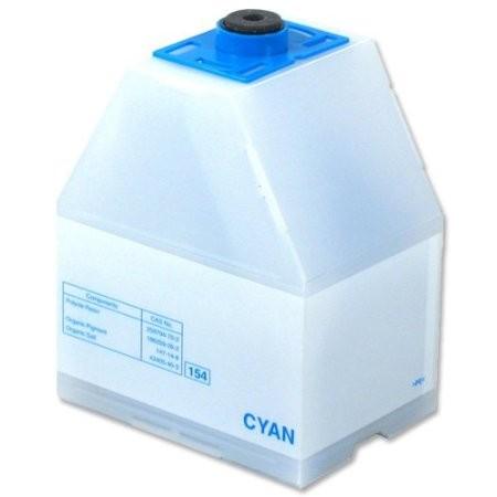 Ricoh 888037 Laser Toner Cartridge Cyan 4 Per Box
