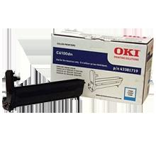 ~Brand New Original OKIDATA 43381719 Type C8 Laser DRUM UNIT Cyan
