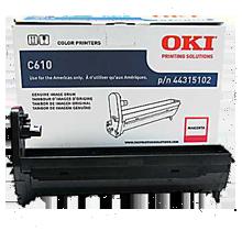 ~Brand New Original OKIDATA 44315102 Type C15 Laser DRUM UNIT Magenta