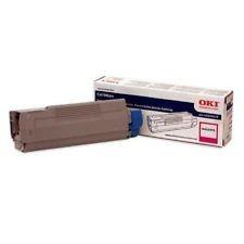 ~Brand New Original OKIDATA 44469738 Laser Toner Cartridge Magenta