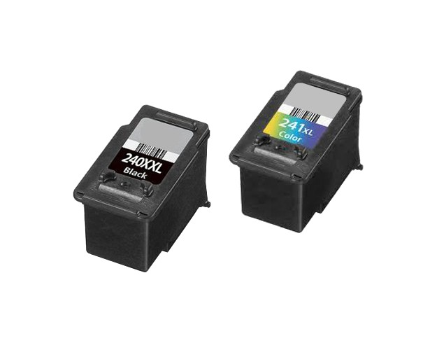 CANON PG240XXL / CL241XL Extra INK / INKJET Combo Extra High Yield Black High Yield Color Pack